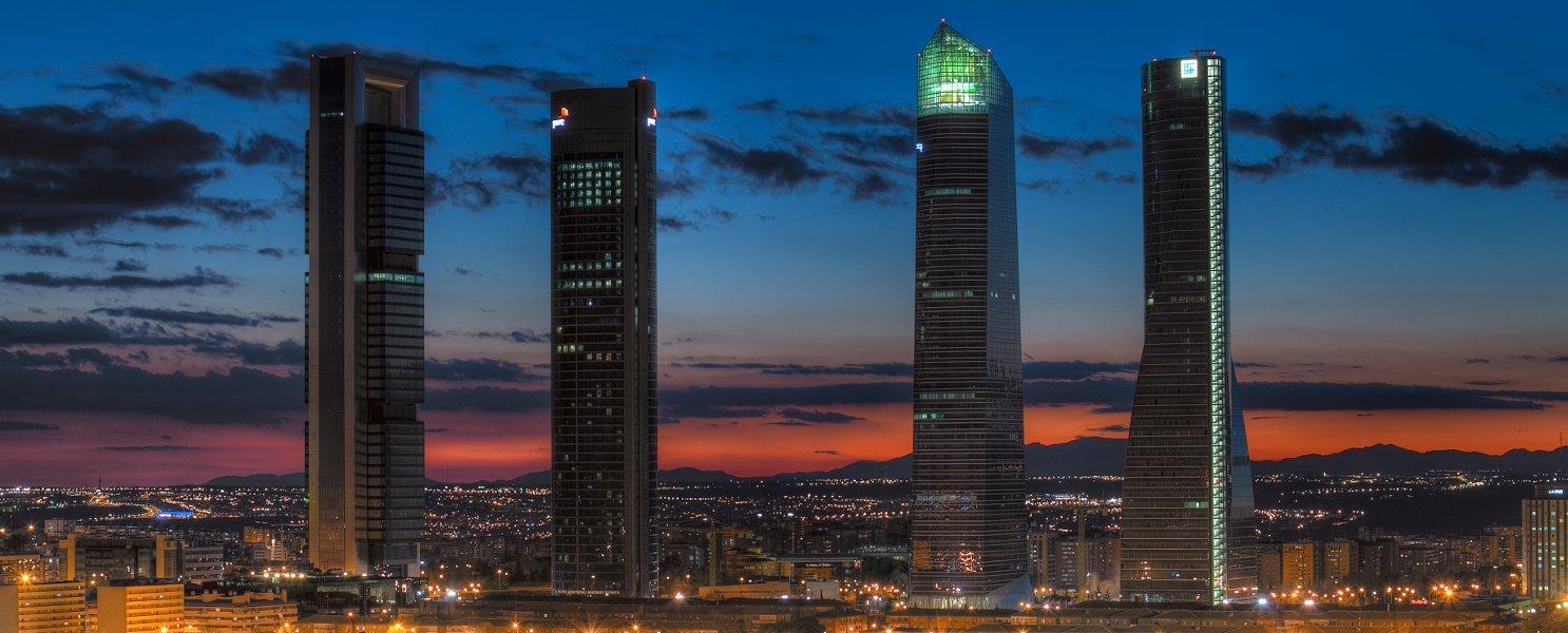 madrid-skyline